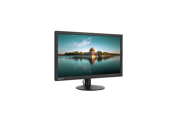 "LENOVO T2224D THINKVISION - 21.5"" WIDE WLED - 1920 X 1080 - VGA + DP CABLES INCLUDED VGA + DP TILT - 61B1JAT1UK - MONITOR"