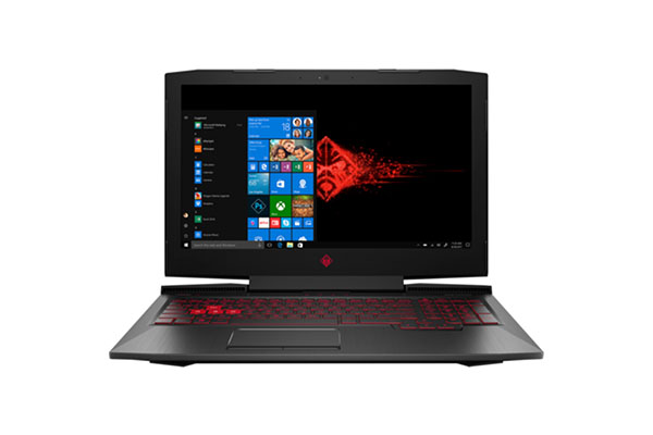 HP OMEN X 17-AP001 - I7-7820HK- 32GB RAM - 1TB HDD - 256 SSD - 8 GB NVIDIA GEFORCE GTX 1080 8GB GDDR5 -17.3