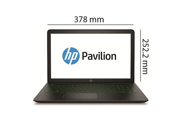 NOTEBOOK HP PAVILION 15-CB005NE - GAMING - I7-7700HQ- 16 GB- 1TB +125 SSD- 15.6