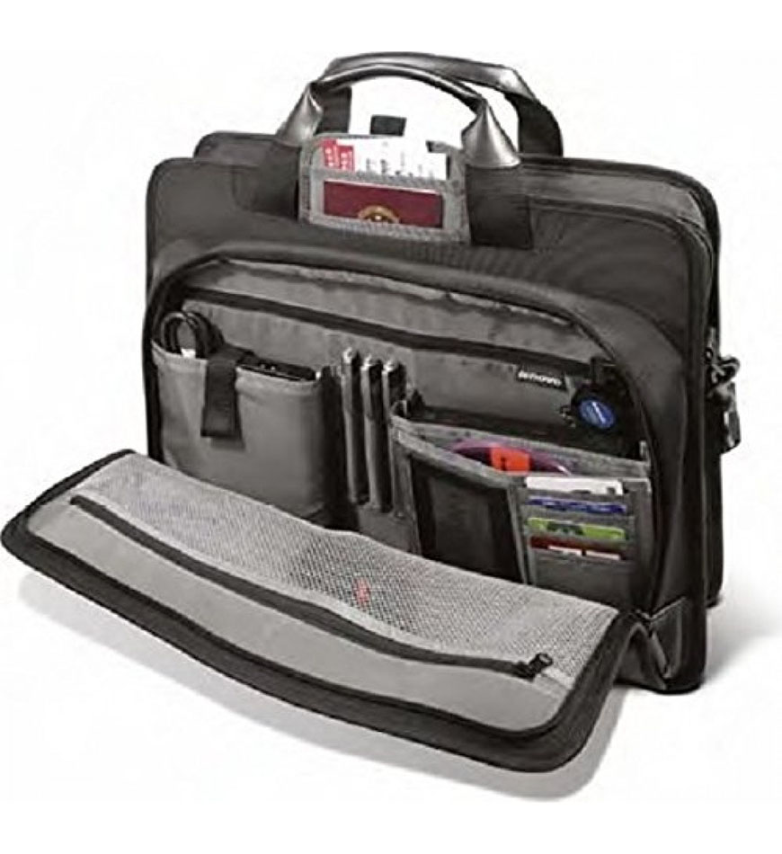 LENOVO 15.6 INCH LAPTOPS BAG - TOPLOADER - T500 - GX40J46741 - BLACK