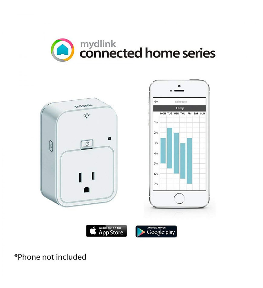 D-LINK SMART PLUG - ENERGY MONITORING - DSP-W215