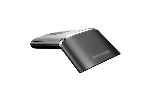 LENOVO DUAL-MODE WL TOUCH MOUSE N700 MEA MOUSE- BLACK - GX30H01485