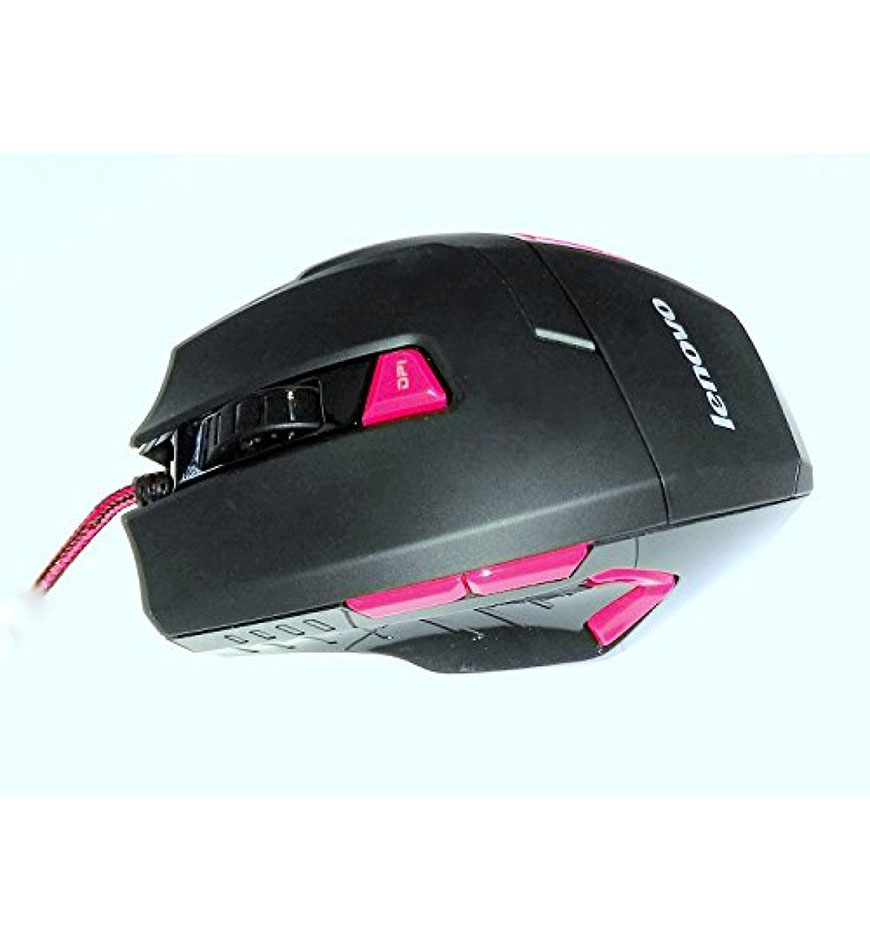LENOVO M600 - GAMING MOUSE - GX30J22781 - RED ROW